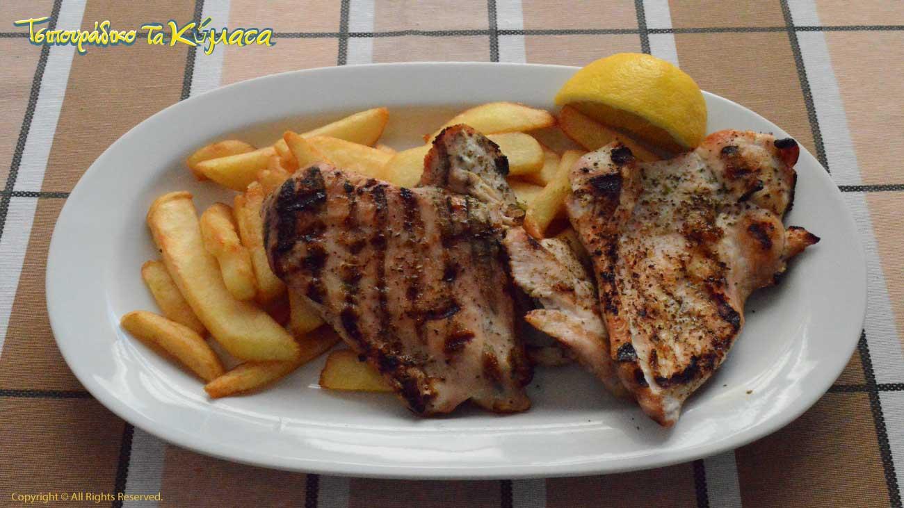 Κοτόπουλο Φιλέτο