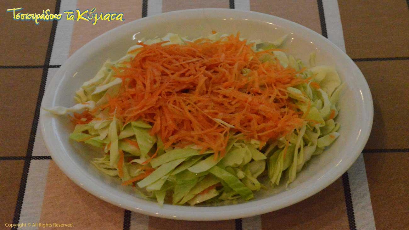 Λάχανο Καρότο